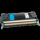 LEXMARK C746A1CG Laser Toner Cartridge Cyan