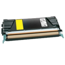 LEXMARK C736H1YG Laser Toner Cartridge Yellow